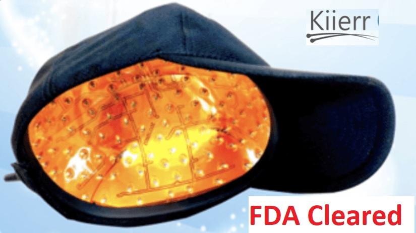 kiierr laser cap